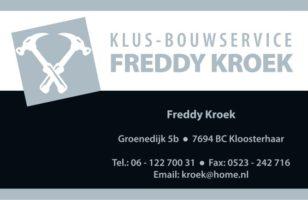 Freddy Kroek